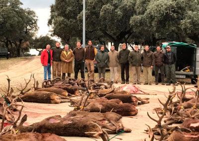 Monteria en España