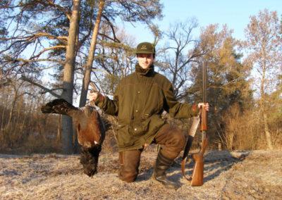 Europa, caza en España
