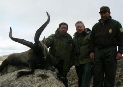 Gredos, caza en España