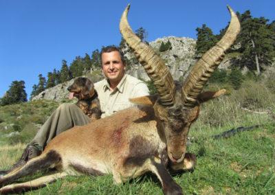 Ronda, caza en España